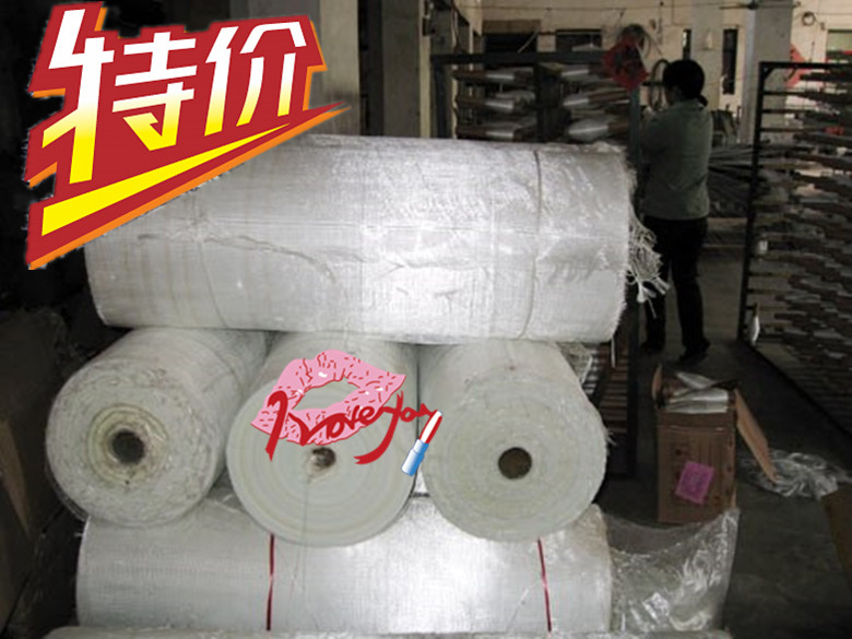 Glass fiber pipe insulation and anti-corrosion glass cloth 21cm wide 50 meters long glass fiber cloth wrapped with rubber