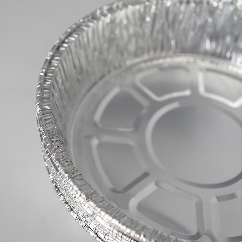 барбекю фольгу диск выпечка коробки бытовой рыбы фольга бумага диск кухня утолщение олова картонные печь барбекю