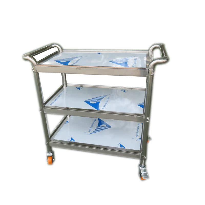 La costumbre de cocina estantes de acero inoxidable de capa 4 capa de suelo con 345 mostrar estantes Rack de almacenamiento