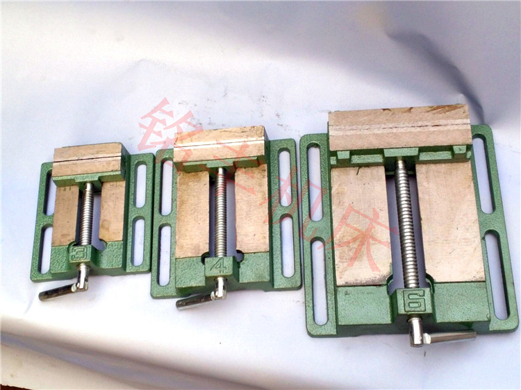 Simple clamp vise precision machine increased American recommended shipping iron shopkeeper special offer special offer