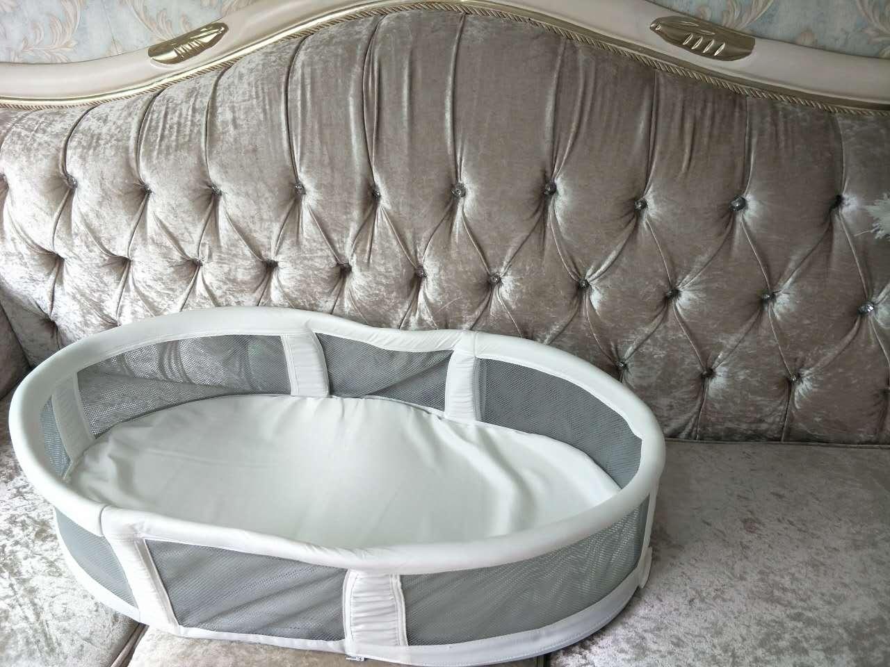 新品特価ベビーベッドベッド中床bb新生児携帯型の小さいベッド折りたたみ寝かごの多機能の旅行の宝