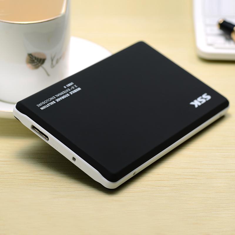 SSK / SSK Black Hawk HE-V300SATA / série ultra - mince USB3.02.5 pouces de cartouche de disque dur mobile