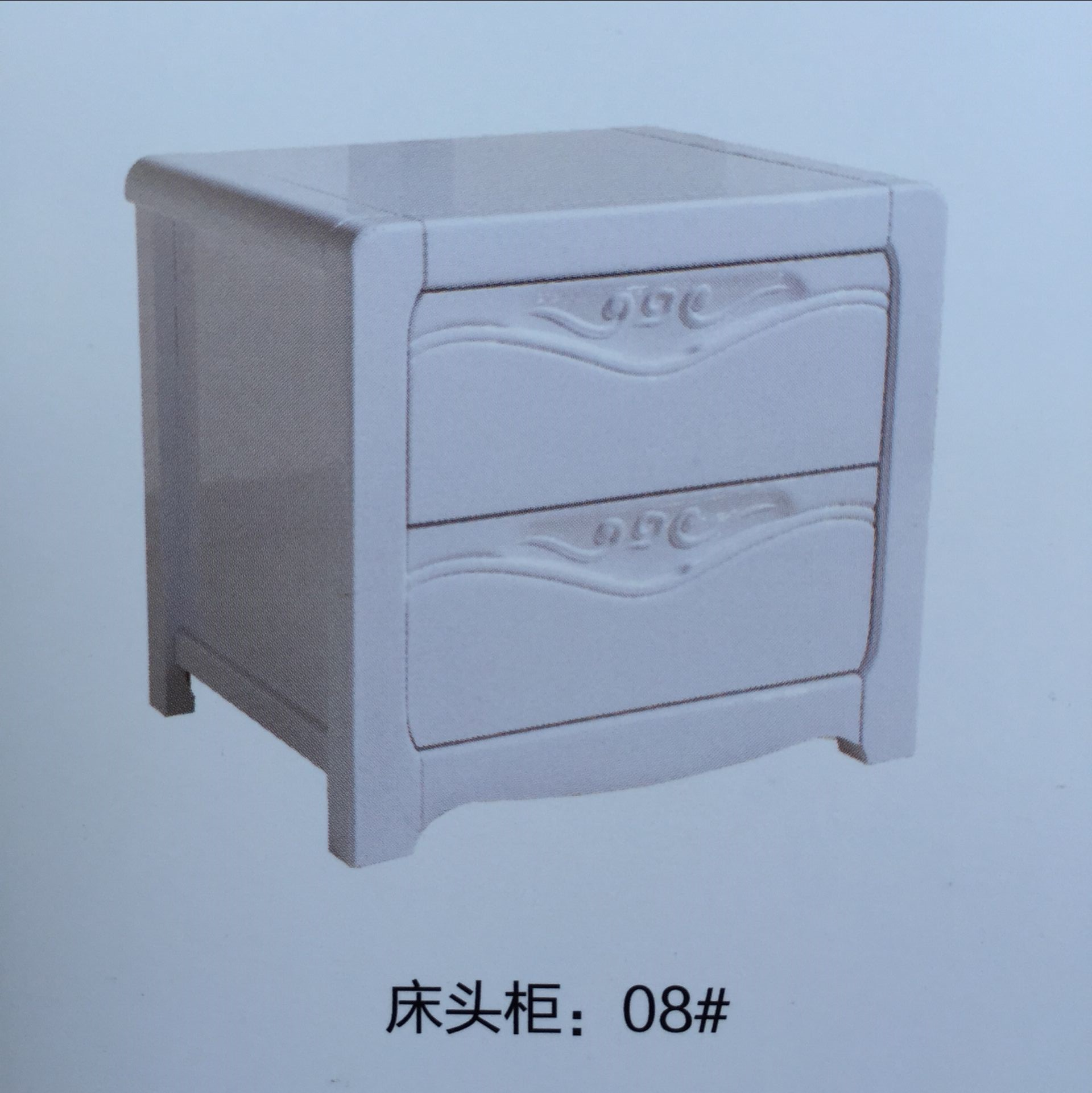 Excellent oak bed, double bed, solid wood bed, Hefei delivery installation, support delivery payment