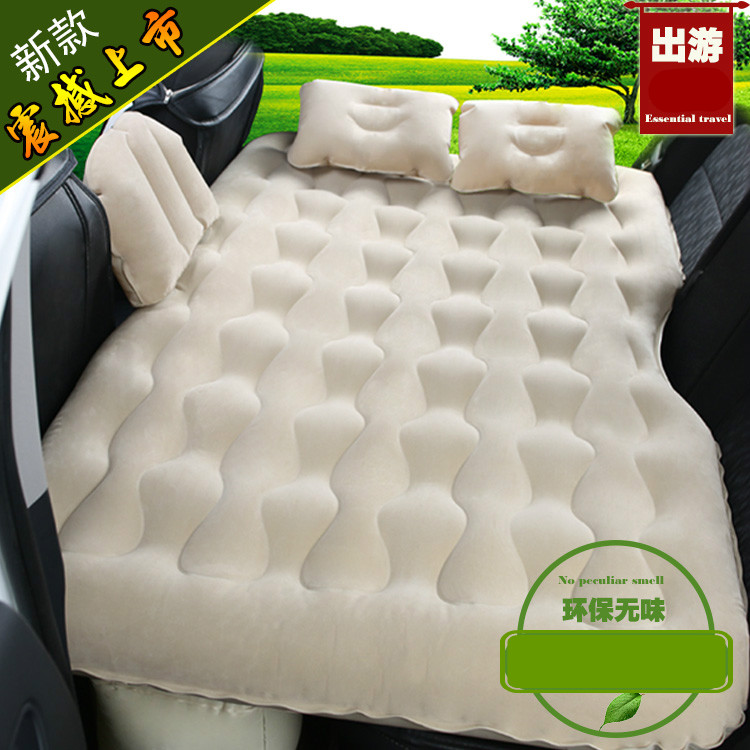 SUV dedicated Harvard H6H2S trunk inflatable mattress, folding travel bed car thickening Che Zhenchuang