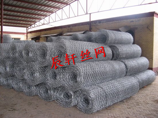 Special offer six angle chicken wire twisted flower breeding net fence stone cage net factory wholesale nets
