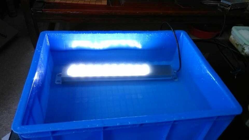 HNTD impermeabile lampada LED a prova di esplosione di Luce e tre di Metallo a prova di esplosione di Luce della lampada in Lega di Alluminio, a prova di esplosione di Luce all'Aperto.