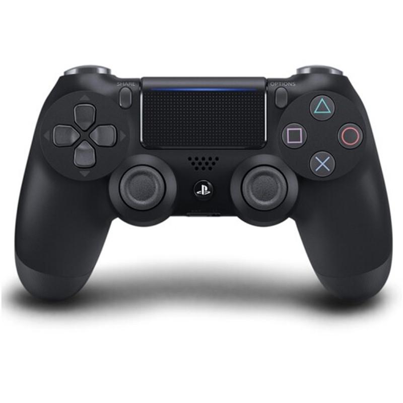 Nouveau support de poignée PS4 original slim / pro Bluetooth sans fil de vibration gamepad support pc ordinateur