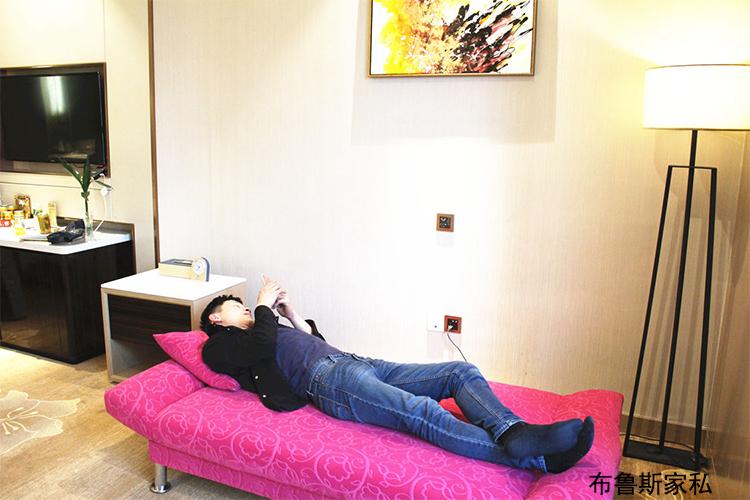 Το μικρό μέγεθος της διπλής χρήσης πολλαπλών λειτουργιών πτυσσόμενο καναπέ - κρεβάτι σαλόνι, ενιαία 双三 ανθρώπους τεμπέληδες συνοπτική καναπέ.