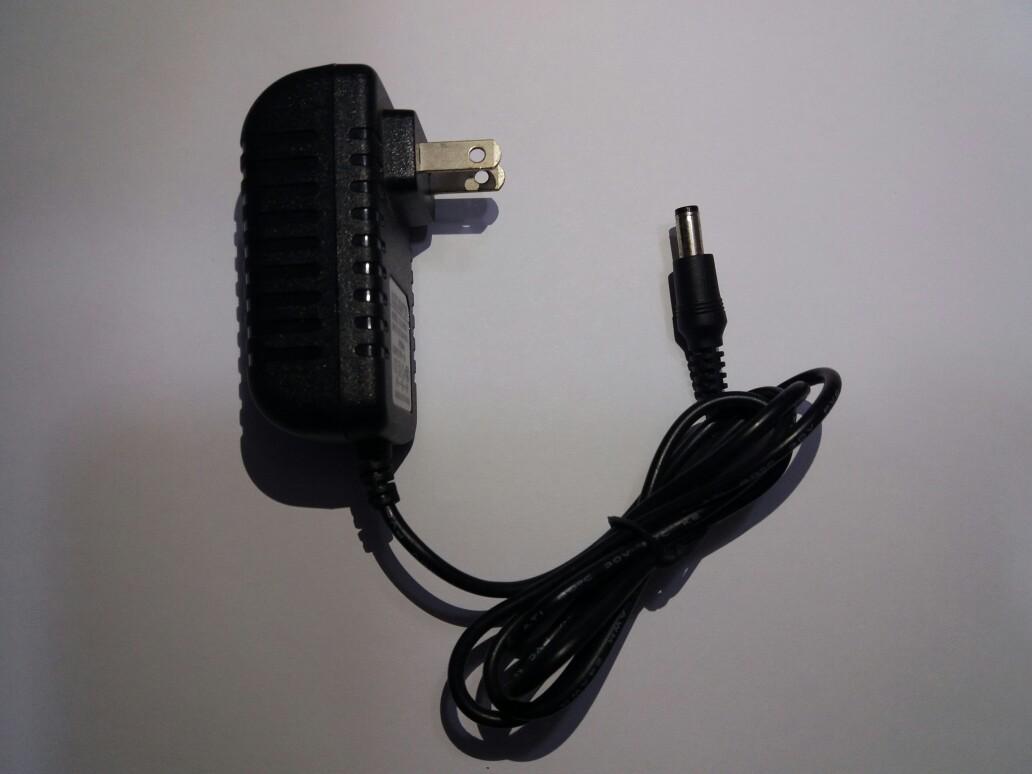 9V1a adapter för likström 500 övervakningskameror tjuvlarm fylld tråd av elektroniska vågar
