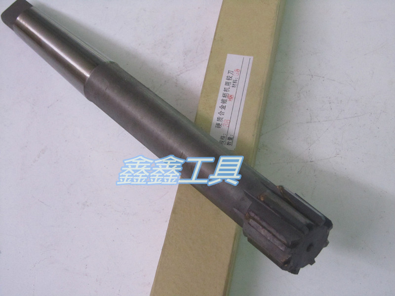 Hard alloy reamer reamer with 12-30MM type tungsten alloy taper shank machine (H8)