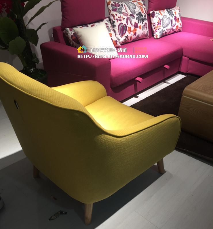 創明家具普菲斯リビングソファの布で角多機能収納ソファベッド三人+貴妃B835