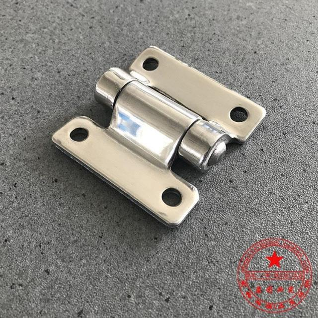 Stainless steel carriage, hinge, freight car, small hinge, trailer cabinet, hinge, electric cabinet hinge