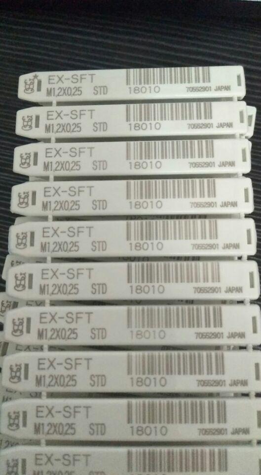 japanin osg hanat EX-SFTOH1M1.2*0.25 kierre.