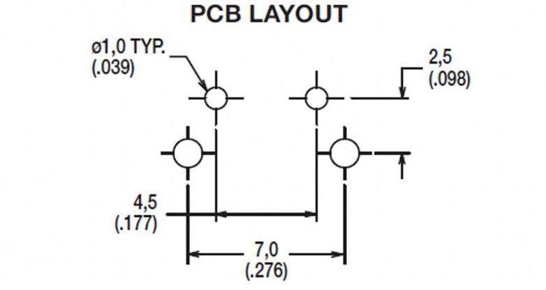 (50) Seite in takt wechseln 6x6x9mm MIT sorgen - schalter