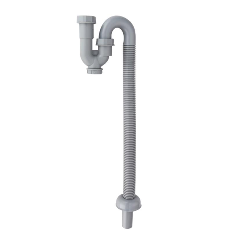 U - cuenca del lavabo de tubo de desodorante de la cuenca de drenaje anti - sabor de los lavabos de accesorios