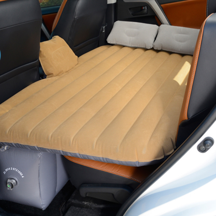 Suitable for various types of car bed, rear inflatable bed, sleep movement, air bed, car mounted new water car wash pad