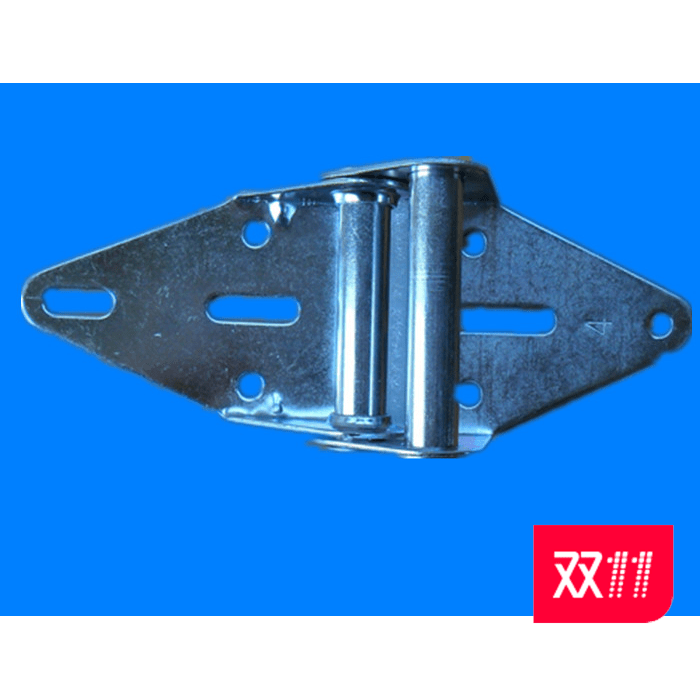 2017 factory direct sales specializing in the production of plate type electric garage door No. 4 hinge thick 1.5mm parts