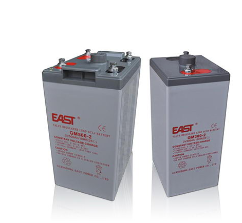 EAST battery GM3000-2EAST maintenance free 2V3000AH for base station /UPS/ DC panel