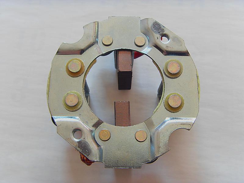 Lämplig för Petrolaiste bilbil startmotor kolborsthållare montering