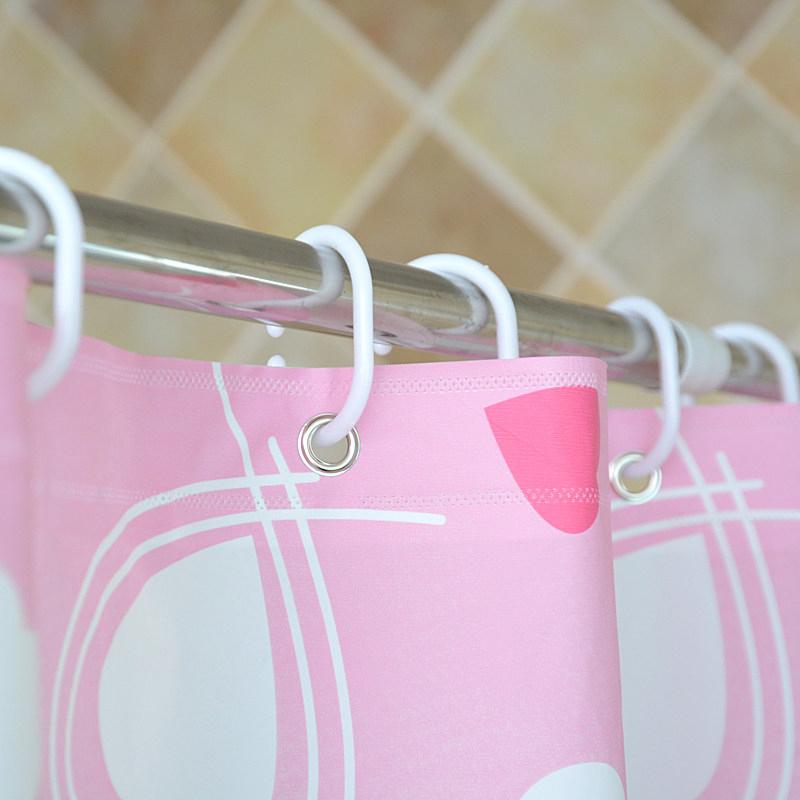Προώθηση τουαλέτα την κουρτίνα του μπάνιου που αδιάβροχο μούχλα πάχυνση μια κουρτίνα μπάνιο διαίρεση κουρτίνα του ντους κουρτίνα το παράθυρο