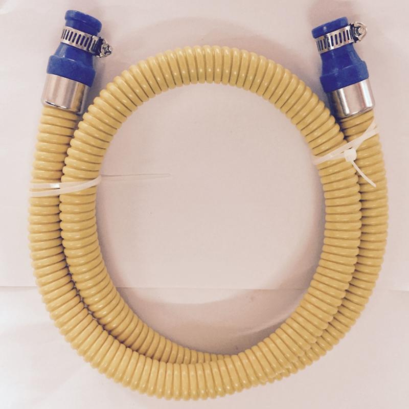 fém biztonsági gázcsövek a gázcsövet természetes cseppfolyósított gáz a vízmelegítő - tömlő házvezetőnő egy nap