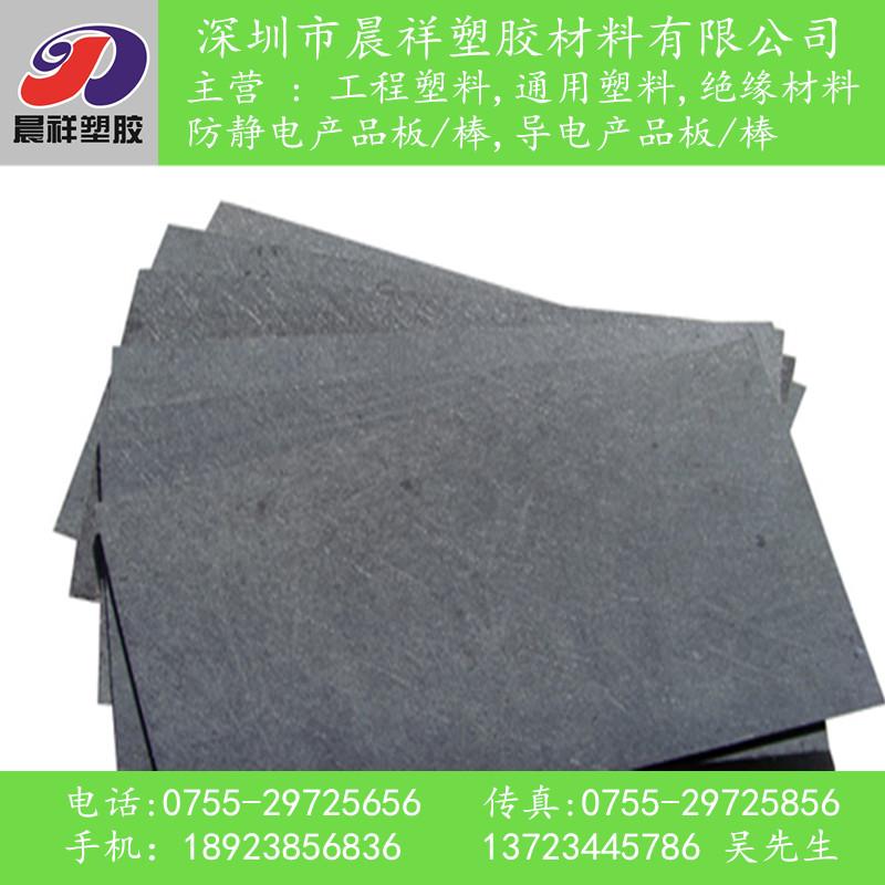 Le importazioni di Alta Resistenza Anti - Sintesi di Lastre di Pietra Nera / termico Piatti / in fibra di carbonio può essere piatto / taglio di Pietre sintetiche
