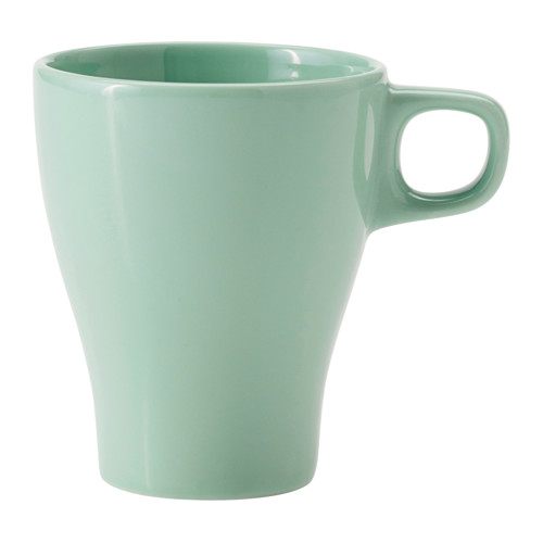 Dongsheng domestic IKEA purchasing method Glick large stone porcelain 25 centiliter Company Restaurant coffee tea cup