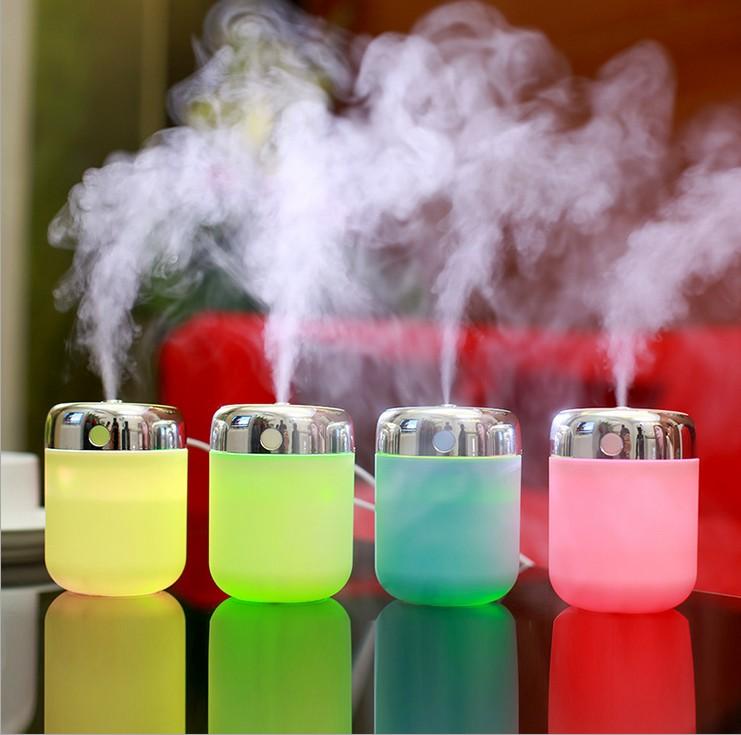 mini párologtató usb háztartási légkondicionáló hálószoba néma irodai fedélzeti aromaterápiás spray légtisztító