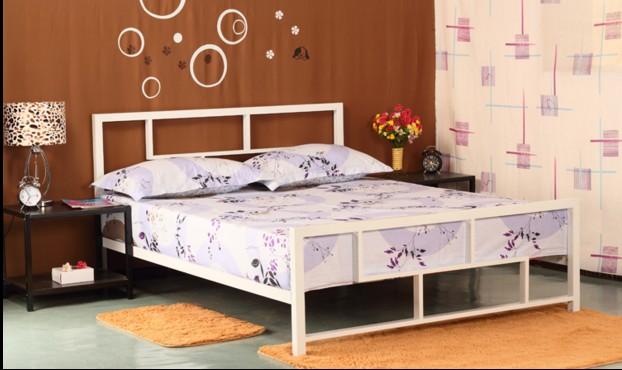 специальный пакет mail Европейский железная кровать двуспальная кровать 1,5 метров 1,8 метров детей односпальная кровать 1,2 метров железная кровать