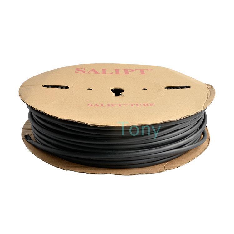 Sellado con pegamento de doble pared de tubo de doble pared de calor 3: 1 El impermeable de la protección del medio ambiente el tubo de calor Phi 4.8