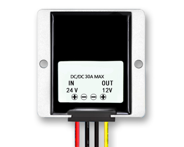 obrni avto DC19V20V21V voltov dc DC12V30A padajoči moč modul močnostni transformatorji