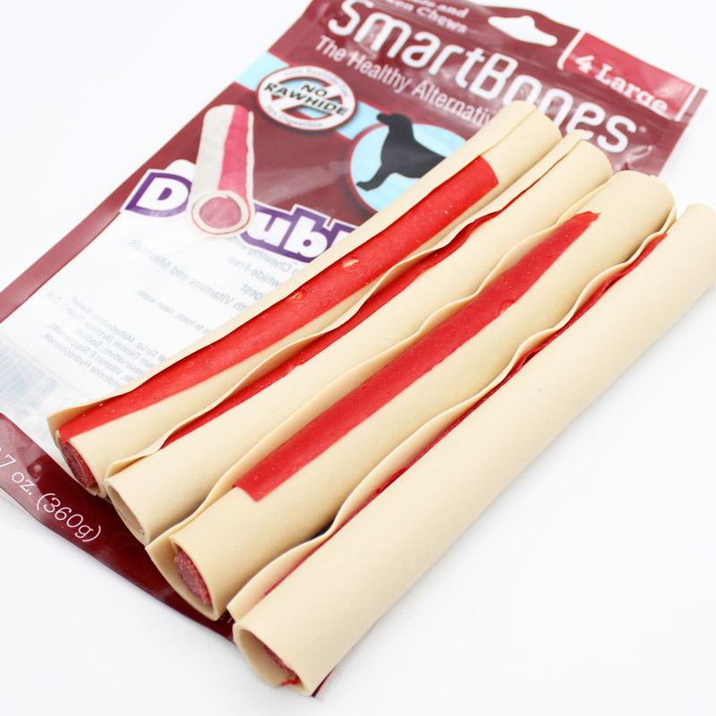 Smartbones чистки зубов кости укус типа цыпленком объем установлены 4 бар только золотой ретривер Аляски молярная туба