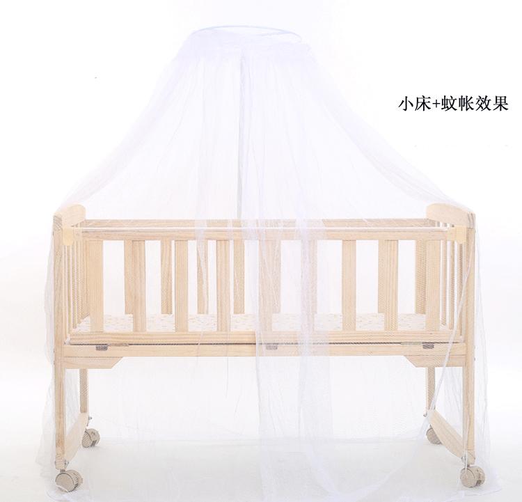 Προστασία του περιβάλλοντος χωρίς μπογιά μωρό κρεβάτι ξύλο πολυλειτουργικά μωρό κρεβάτι ββ κρεβάτι το κρεβάτι του παιδιού νεογνά λίκνο της επαρχίας σου τσάντα.