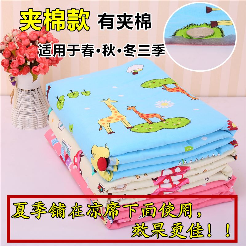 Cotton autumn and winter models of infants and children across the pad breathable washable waterproof oversized menstrual elderly leak-resistance nursing mattress