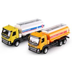 儿童玩具小汽车合金仿真车模型工程消防套装男孩4惯性宝宝小车BB