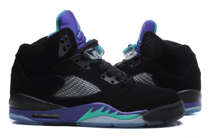 Air Jordan 5 Raisin Noir 2013 Nissan