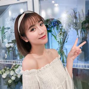 2018新款发箍女韩国简约甜美森女系头饰宽边发带淑女头箍发卡头饰