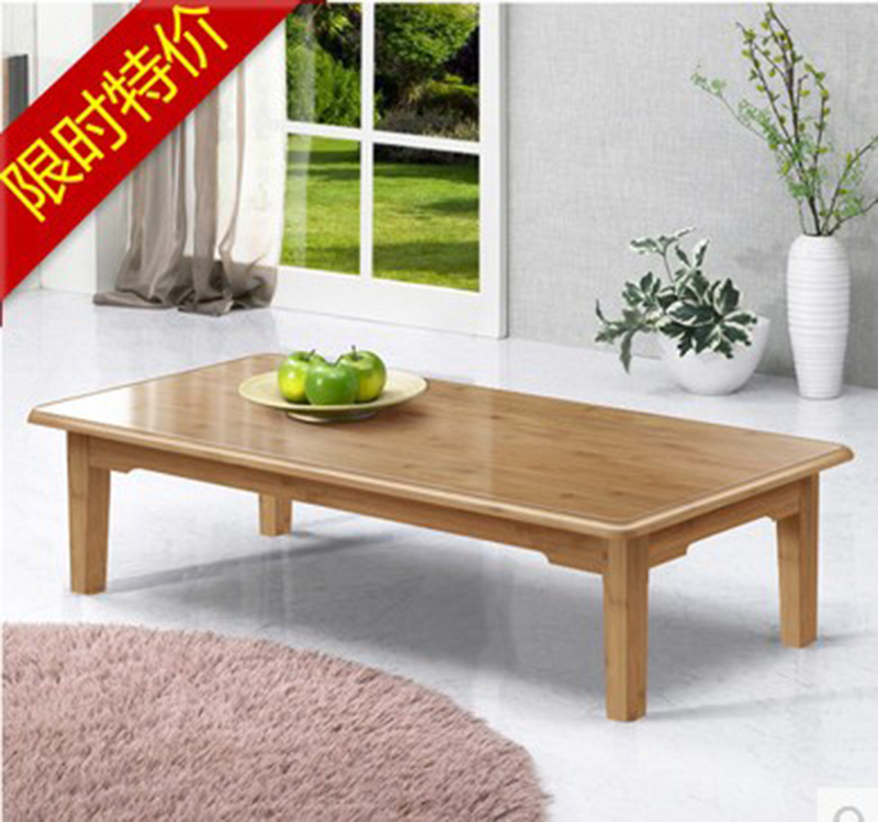 Table short window desk desk Kang Kang several bamboo bed table with tatami table table table