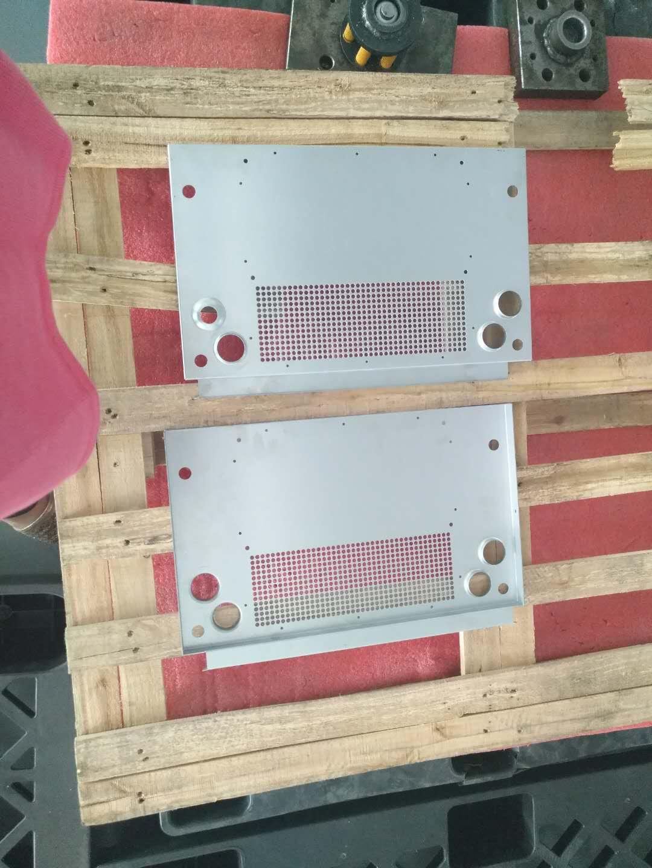 特価数衝を曲げ加工ステンレス板銅板鉄板ケースのラック板金殻