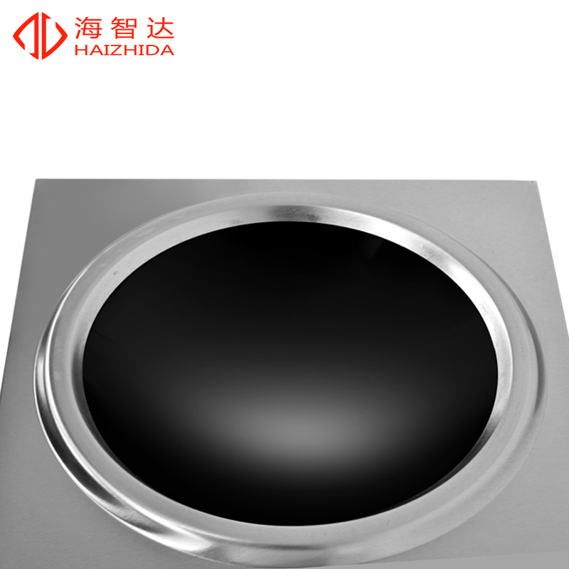 Embedded commercial electromagnetic oven 5000W high power electromagnetic oven cooker 5Kw 5000W