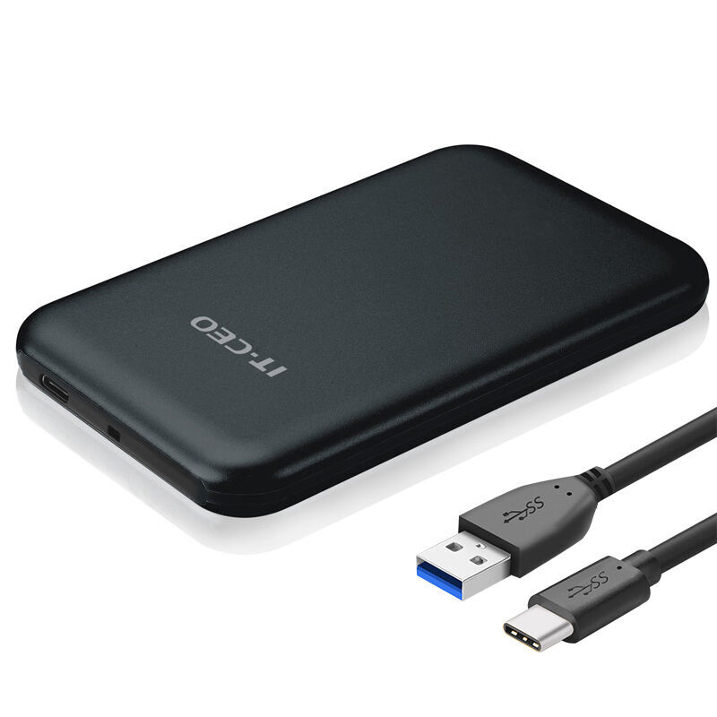 IT-CEOIT-700CType-C/USB3.0 mobile festplatte sind Solid State drives - 2,5 - Zoll - notebook