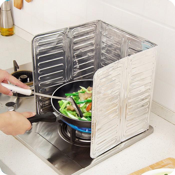 köögi õli hämmastavad seadme gaasi -, rasva - ja põletus splash alumiiniumfooliumi õli süüa.