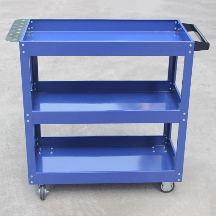 Verdickte mobile multifunktionale hand in drei schichten, werkzeug, ersatzteile, WARTUNG der KFZ - Werkstatt in der hardware spezielle Kabinett