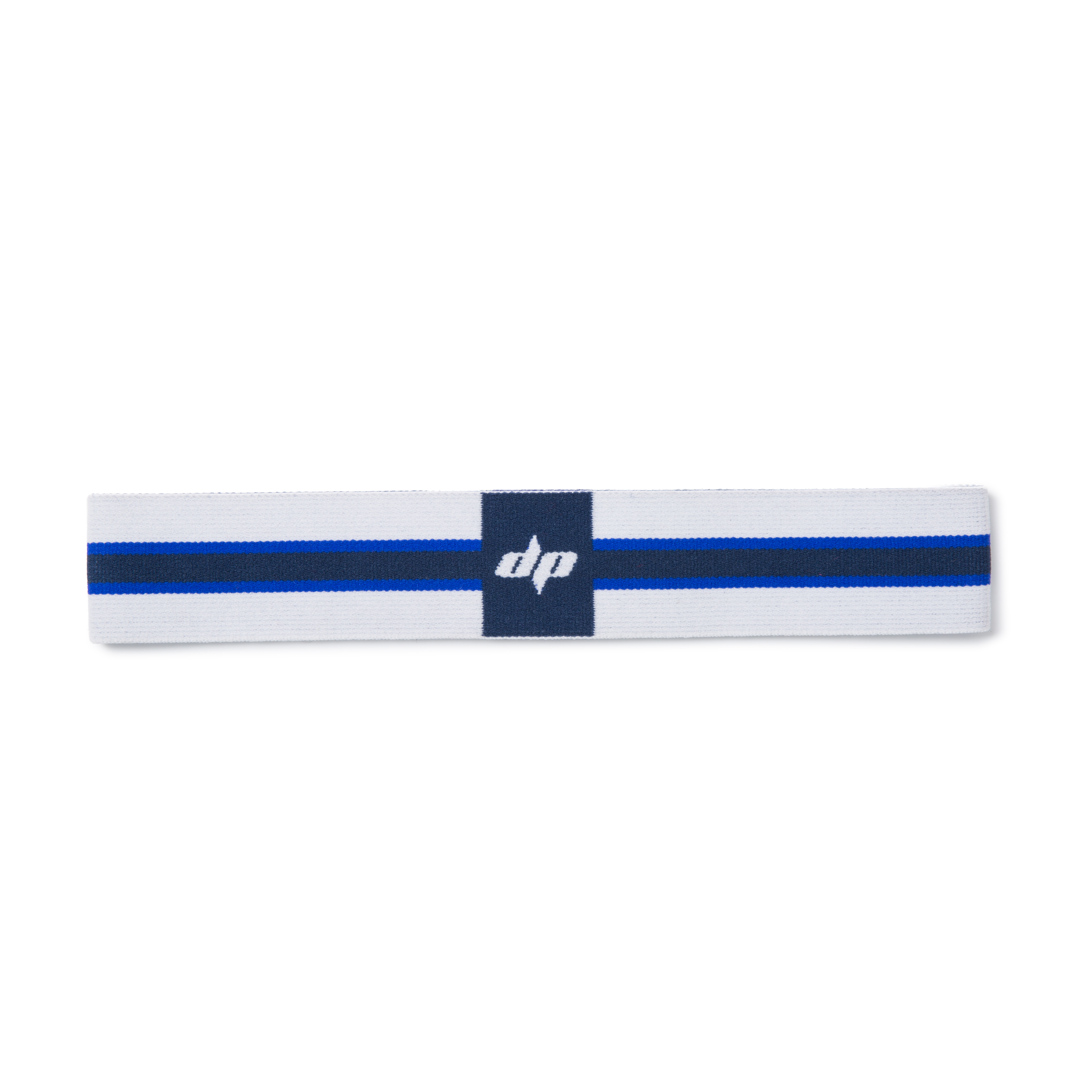 DUEPLAY Zheng Kai brand sports fitness running sweat headdress letters with headband knitted men and women