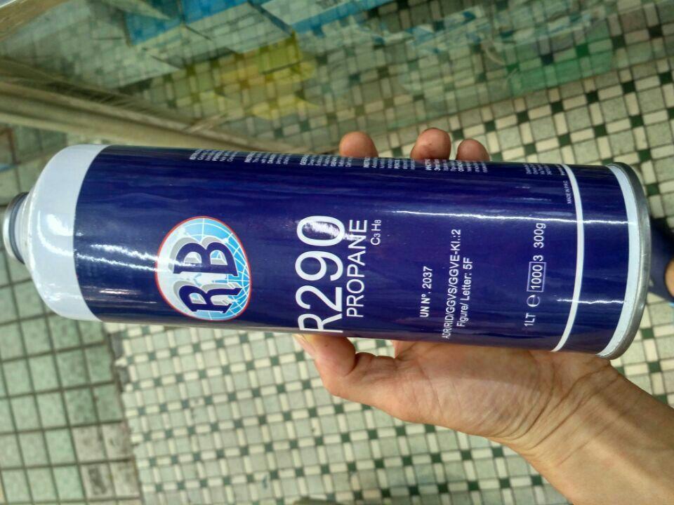 La protezione dell'Ambiente, specie di refrigerante di Neve Vera e propria Originale R290/R152 refrigerante GREE la frequenza di Bellezza per il condizionamento dell'Aria di Neve specie