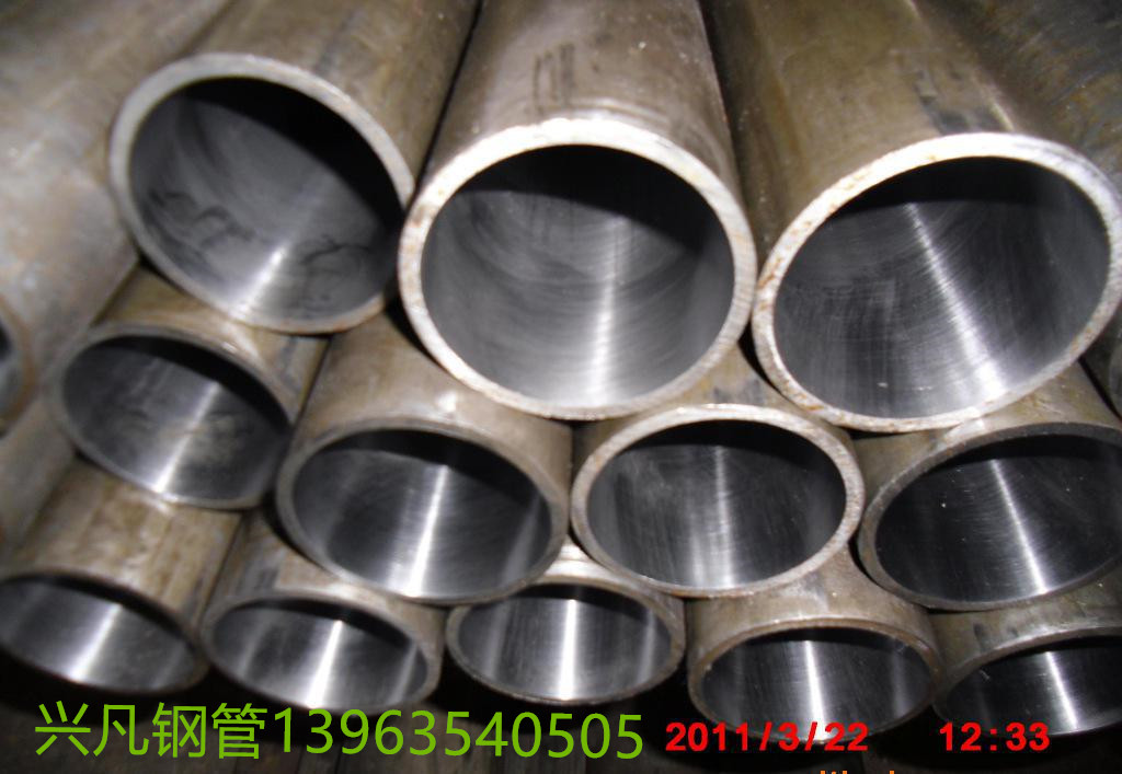Langfang specializing in the production of grinding cylinder, stainless steel tube grinding tube steel cylinder piston rod spot