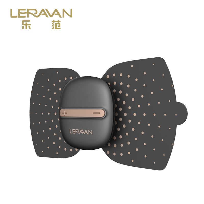 Le van magic paste cool version of intelligent massage instrument portable portable Mini Massager massager