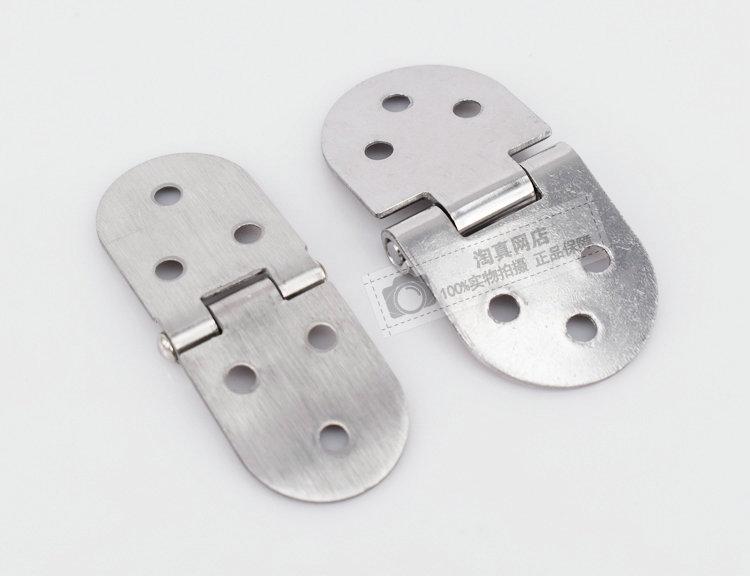 Аутентичные 304 нержавеющая сталь поворотной пластины петли утолщение филе петли промышленного оборудования петли машин поворотной пластины петли