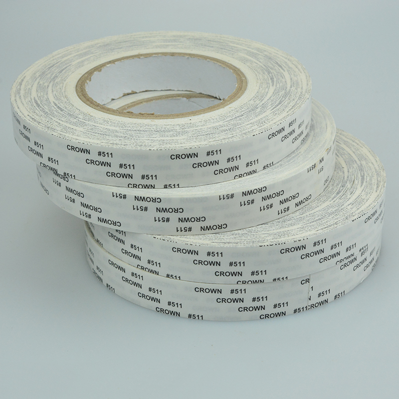 Crown 511# double side adhesive tape CROWN strong double-sided adhesive super thin high temperature double-sided adhesive