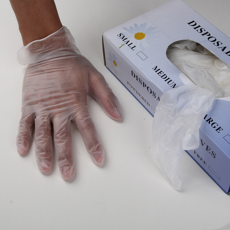 My body tattoo tools disposable gloves, a box of 80 finger rubber gloves finger sleeve eyebrow lip bleaching